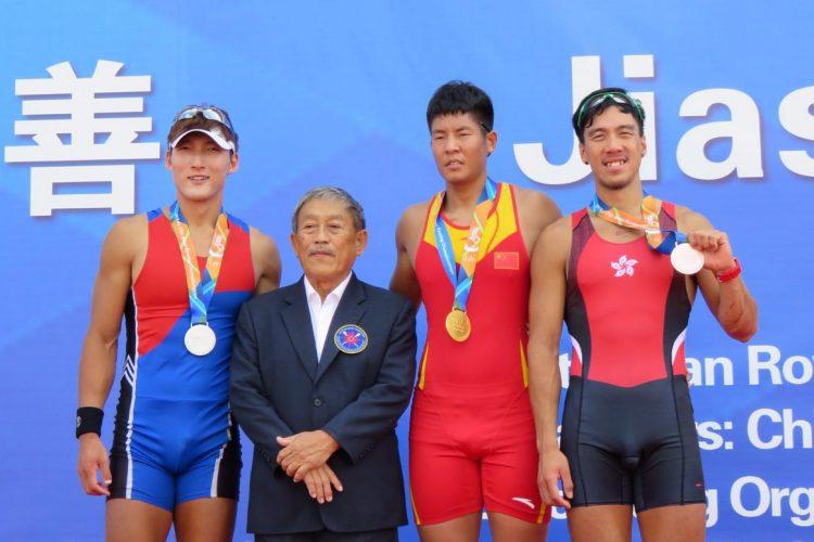 Asian rowing championships